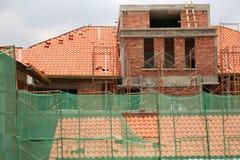 дом конструкции стоковые фотографии rf