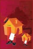 дом консьержа бесплатная иллюстрация