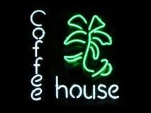 дом кофе Стоковые Изображения
