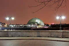 Дом купола Стоковое Изображение RF