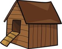 дом курицы иллюстрация штока