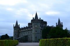 Дом клана Campbell в Шотландии Стоковое Фото