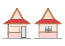 дом малая Стоковое Фото