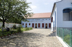 Дом мемориала Lucian Blaga Стоковое Фото