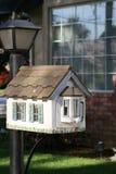 дом меньший почтовый ящик Стоковые Фотографии RF