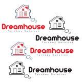 Дом мечты стоковая фотография rf