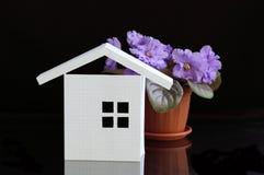 дом мечты Стоковое фото RF