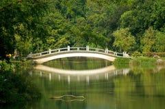 дом моста Стоковые Изображения