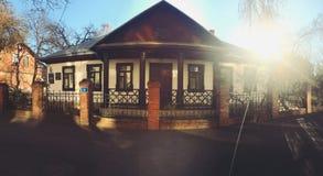 Дом-музей стоковое фото