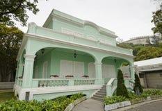 Дом-Музей Taipa, Макао. стоковая фотография