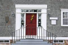 дом наследия входа стоковое изображение