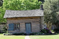Дом на плантации Мелроуза Стоковые Фото