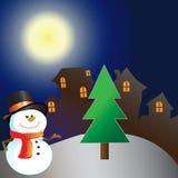 Дом на Рождество Стоковые Фотографии RF