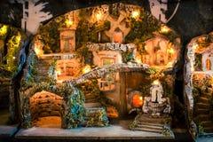 Дом Неаполь Италия феи стоковое изображение