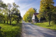 дом немца сельской местности Стоковые Фотографии RF