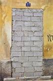 дом никто Стоковая Фотография RF