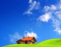 дом новая Стоковые Изображения RF