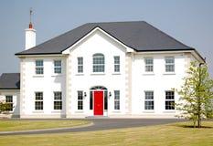 дом новая Стоковые Фотографии RF