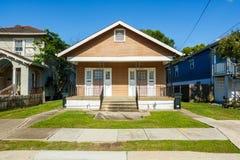 Дом Нового Орлеана Стоковые Фотографии RF