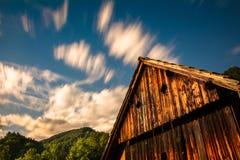 Дом облаков Стоковая Фотография