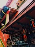 Дом от городка Peñol Стоковое Фото
