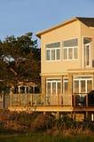 дом палубы самомоднейшая Стоковое Изображение RF