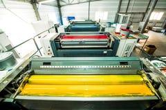 Дом печатания Стоковые Изображения