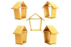 Дом печенья Стоковое Фото