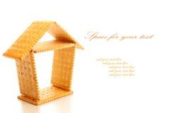 Дом печенья Стоковые Изображения