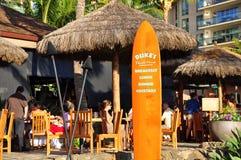 Дом пляжа Duke стоковые изображения