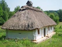 дом поля старая Стоковые Изображения RF