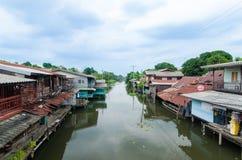 Дом поплавка Стоковые Изображения