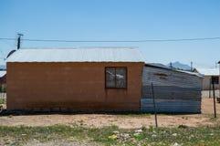 Дом посёлка, освободившееся государство, Южная Африка Стоковое фото RF
