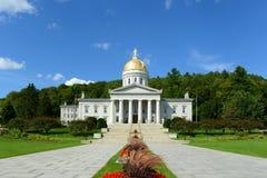 Дом положения Вермонта, Монпелье стоковое изображение
