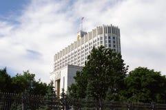 Дом правительства Россия Стоковые Изображения RF