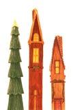 дом праздника украшений Стоковые Фотографии RF