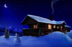 дом праздника Стоковое Фото