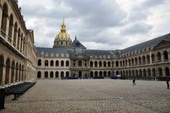 Дом престарелых в Париже Стоковая Фотография RF