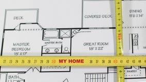 дом принципиальной схемы мой Стоковые Фотографии RF