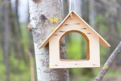 Дом птицы в парке Стоковые Изображения