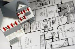 дом развития Стоковое Фото