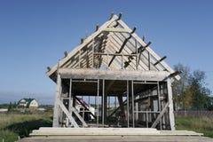 Дом рамки Стоковая Фотография RF