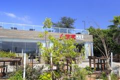 Дом ресторана стиля Фуцзяня linjia южного стоковые фотографии rf
