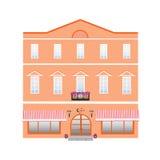 Дом русого цвета Стоковая Фотография RF