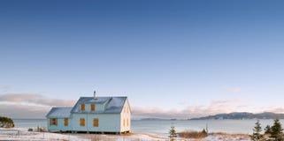 дом рыболова немногая Стоковые Фото