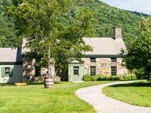 дом сделала вне камень Стоковое фото RF