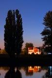 дом селитебная Стоковые Фото