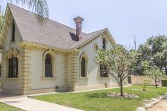 Дом семьи рабочего класса на доме семьи рабочего класса музея усадьбы Стоковая Фотография RF