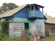 Дом сельской местности стоковая фотография rf