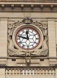 дом Сидней детали таможен часов здания Стоковая Фотография